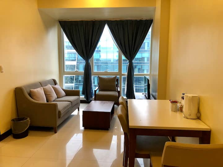 #02 New and modern corner unit in Mactan Newtown