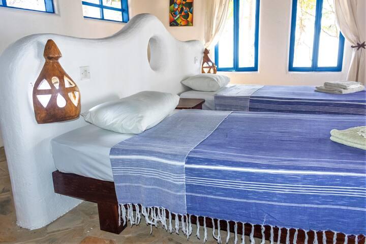 Twin bedroom / Double bedroom