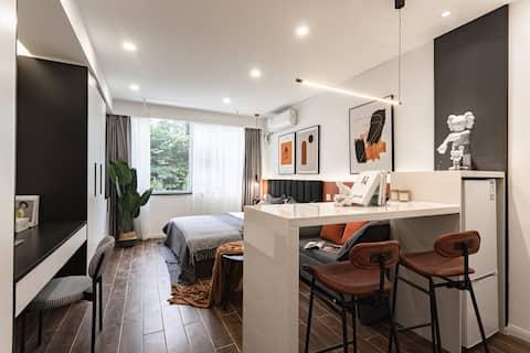 新 每客消毒 【A9 10】 红星路地铁站 成都339 舒适一居室 可住2人