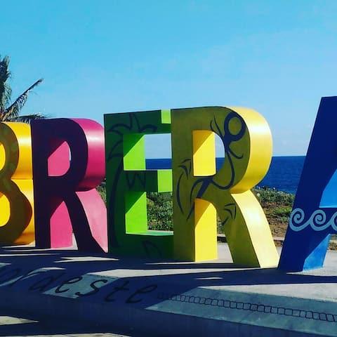République Dominicaine Cabrera Maison  6 pers