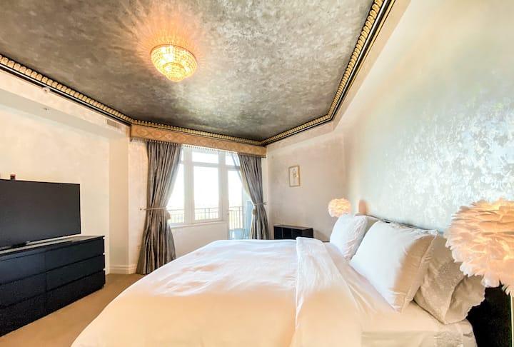 Luxury 2 Bedroom 2 Bathroom Apt | FREE PARKING