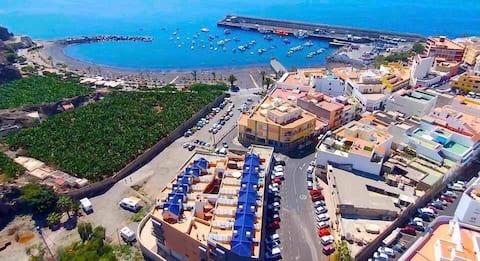 """""""Apartamento a pie de playa"""" ; Playa San Juan"""