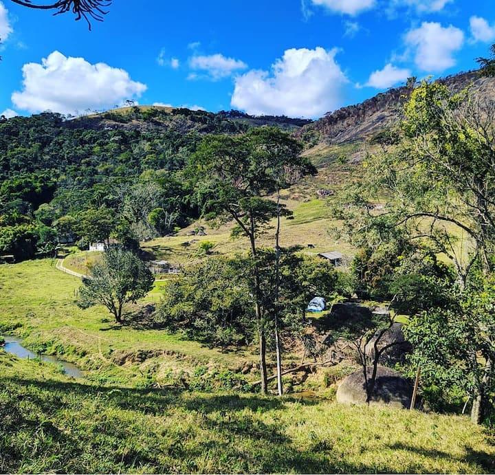 Casa de Campo -  Circuito Rural em Amparo