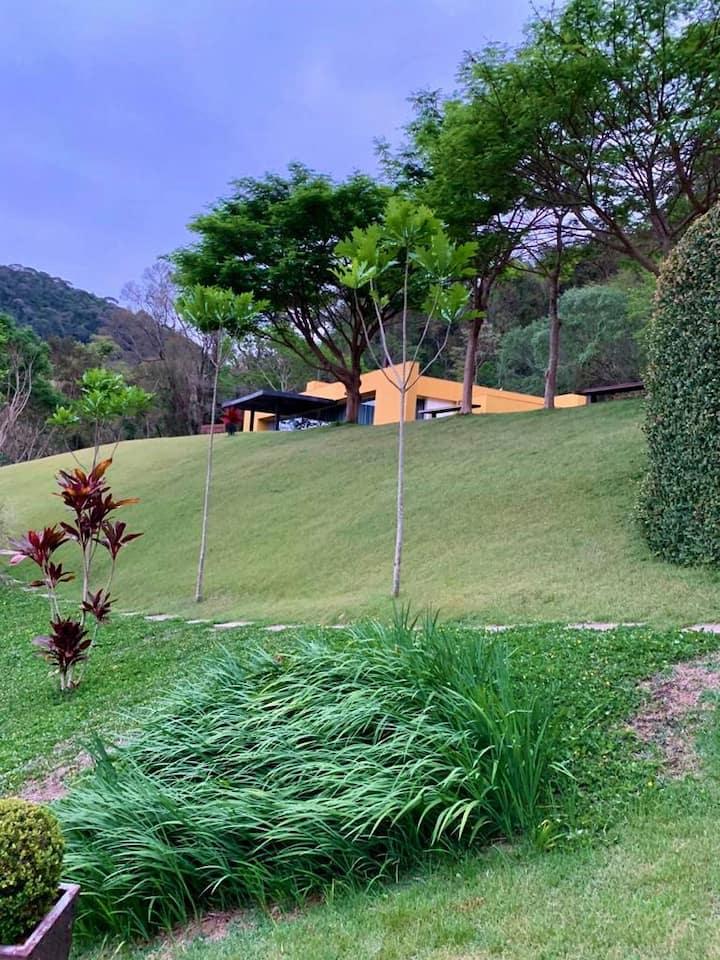 Sitio Quinta do Alto em Aiuruoca - MG