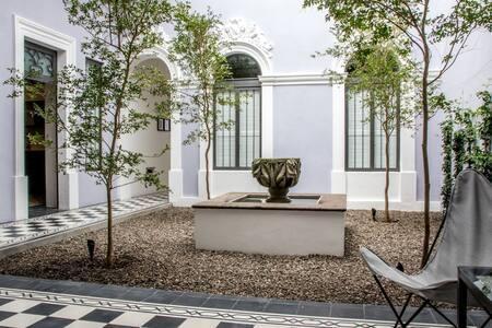 Elegant Loft with Pool in Historic Estate