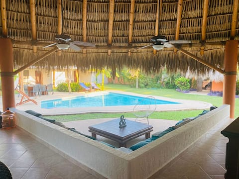 6BR House GREAT in Acapulco Pie de La Cuesta 20 px