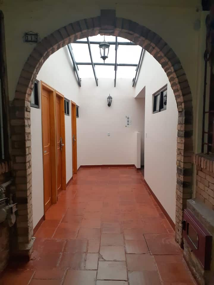 Excelente habitación en el centro de Bogotá