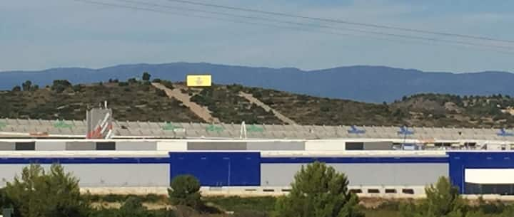 Alojamiento en Chalet priv / Circuit MotoGP Cheste