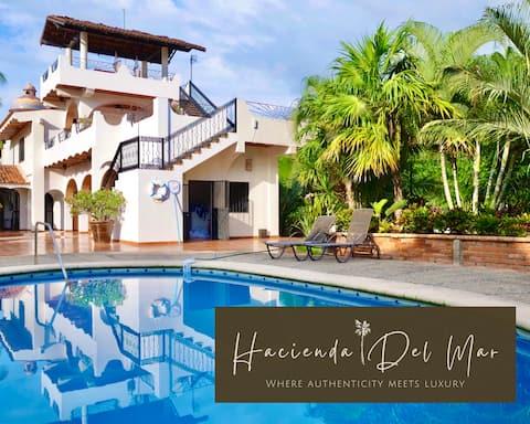 La Hacienda del Mar Relax, Indulge, Refresh