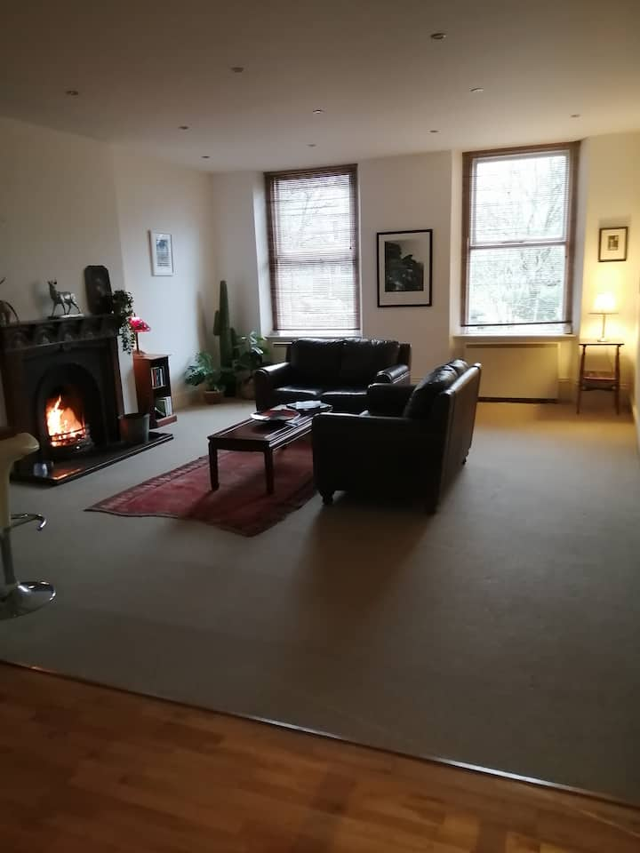 Stunning First Floor Apartment in Central Buxton