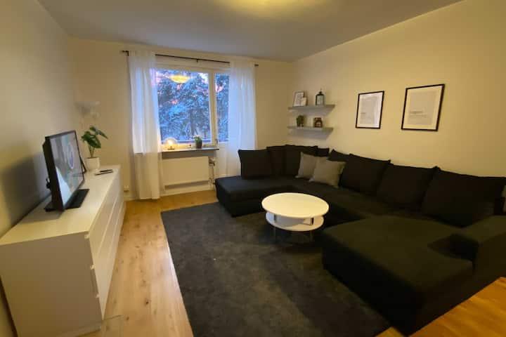 Stockholm Apartment, Hammarbyhöjden