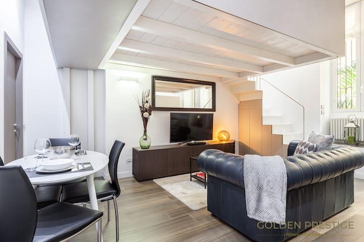 Golden Prestige - comfort and luxury - Repubblica