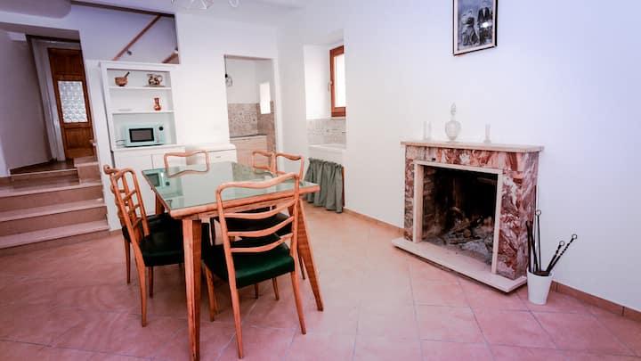 """""""La casa di Miruccio""""  a San Benedetto In Perillis"""