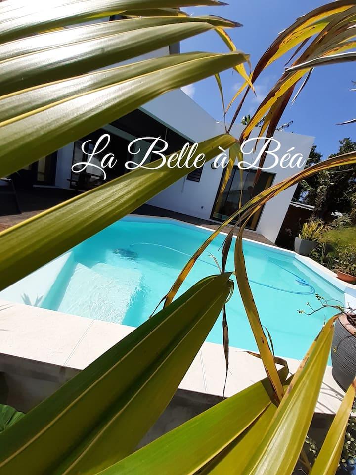 La Belle à Béa, Villa à Saint pierre