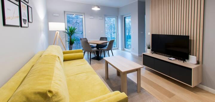Apartament YELLOW