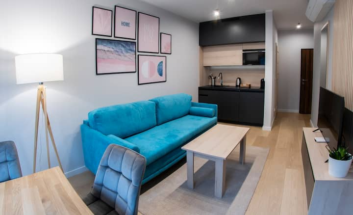 Apartament TURQUOISE