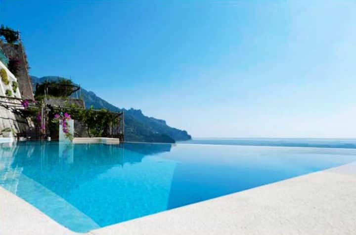 Villa Principessa by Amalfivacation - Pool & Beach