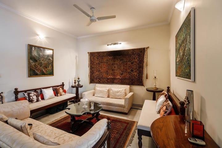 3-B-1  at Richmond Road, Bangalore - Room #3