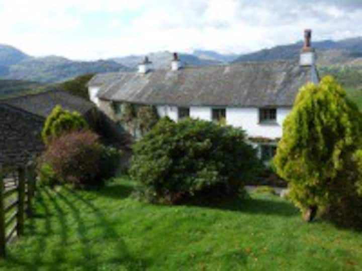 High Arnside Farm Cottage