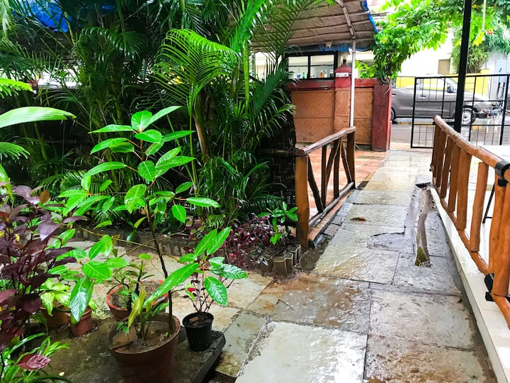 Budget A/C Room for Family/Group at Candolim Beach