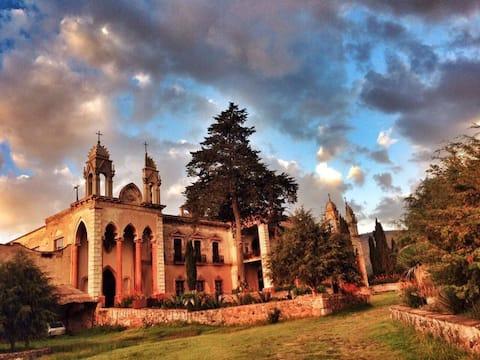 Habitación Señorial  Hacienda San Diego Tlalayote
