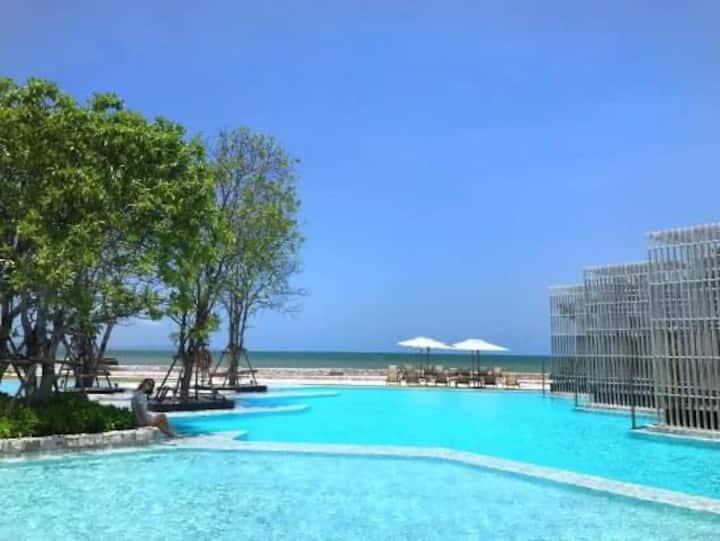 O2 Scenic Sea View 2BR Veranda Residence Pattaya