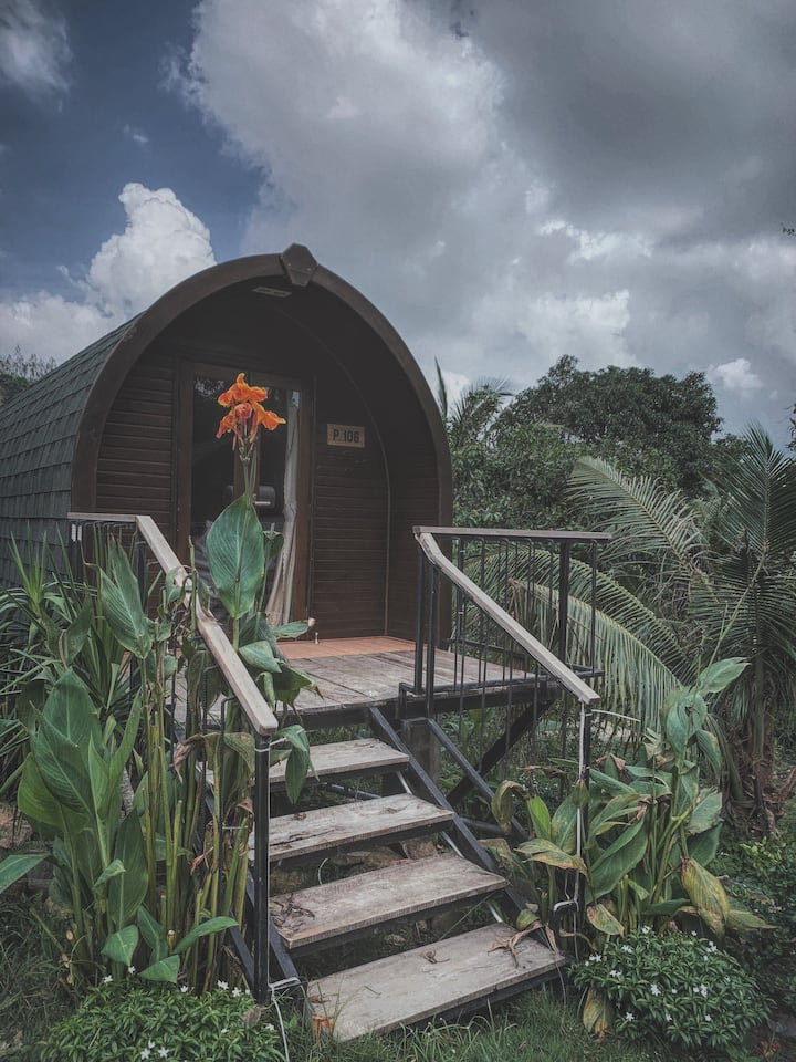LongHill BaiXep Resort & Spa - Bungalow ForestView