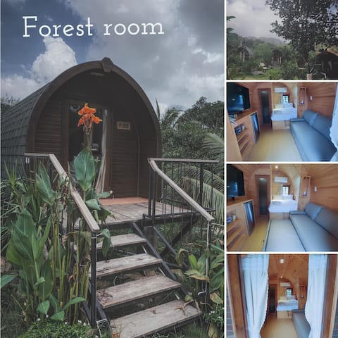 LongHill Resort & Spa - Bungalow Forest View