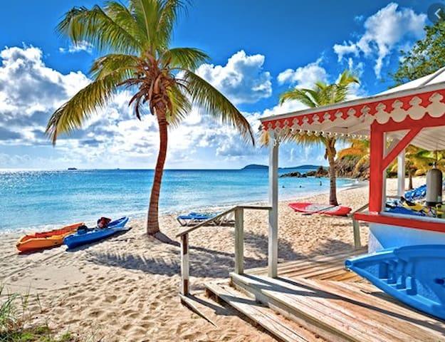 St. Thomas -USVI-Limetree- Beach Getaway