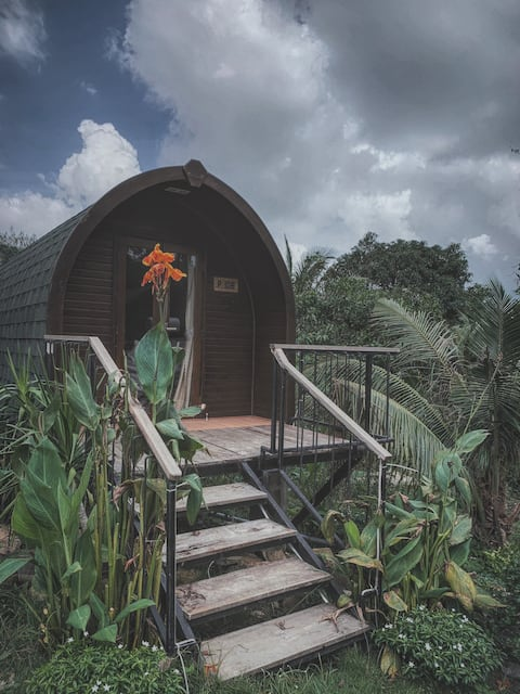 LongHillBaiXep Resort & Spa - Bungalow Forest View