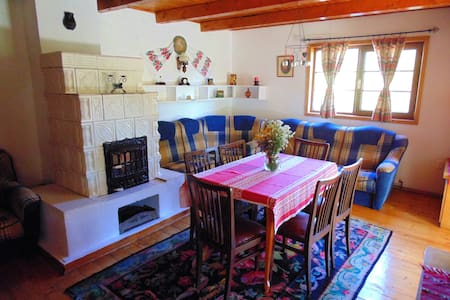 Small cottage in Doftana Valley