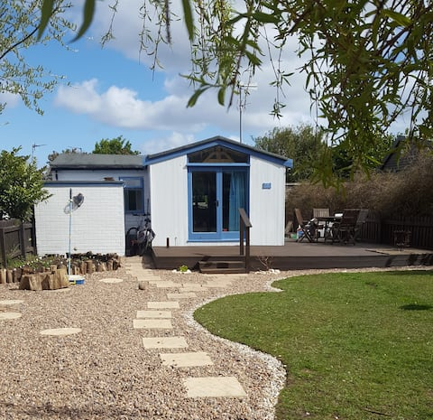 The House with the Blue Door - Humberston Fitties