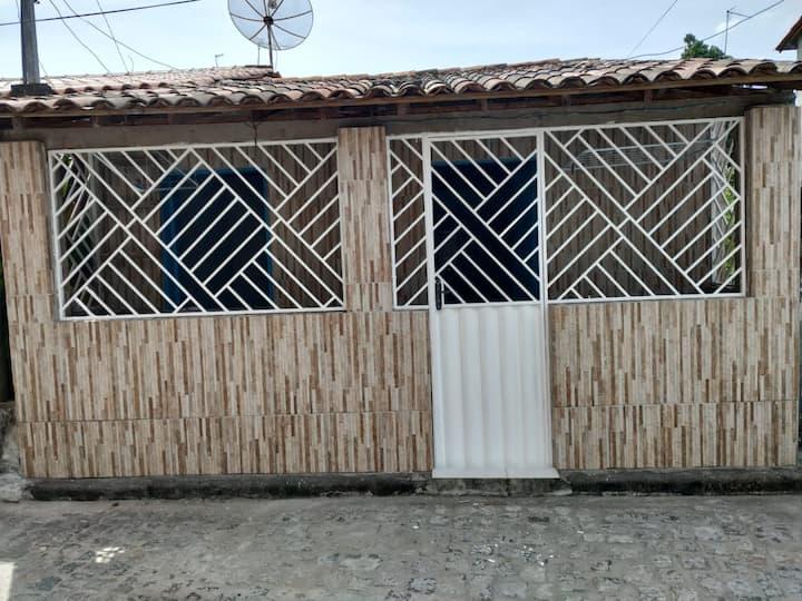 Aluga-se Casa para temporada na Iha de Boipeba