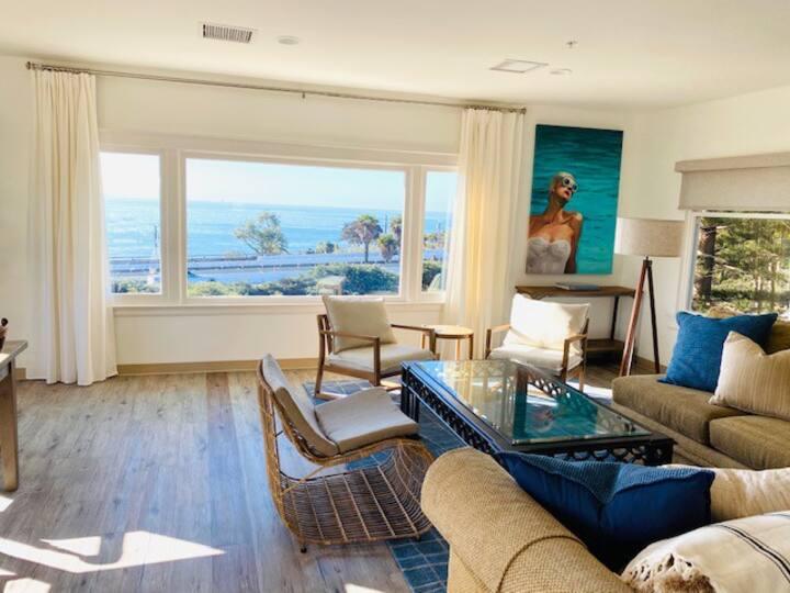 Summerland Ocean View 2 Bedroom Loft