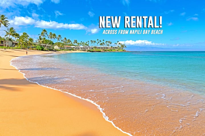 3BD NEW! Luxurious, Newly Remodeled, Walk to beach