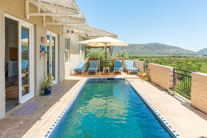Luxury, Guest Farm House in Tulbagh!