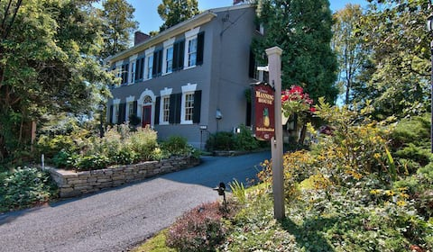 Historic 200-year-old home in the the Pocono Mtns