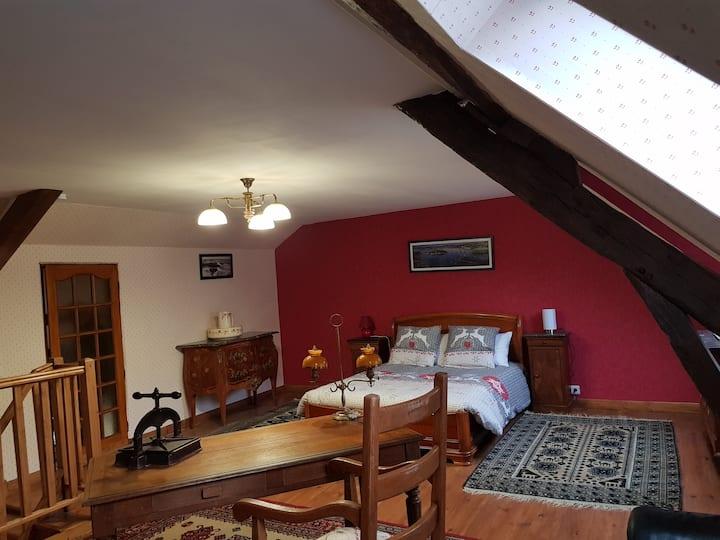 Valencay : maison de ville confortable