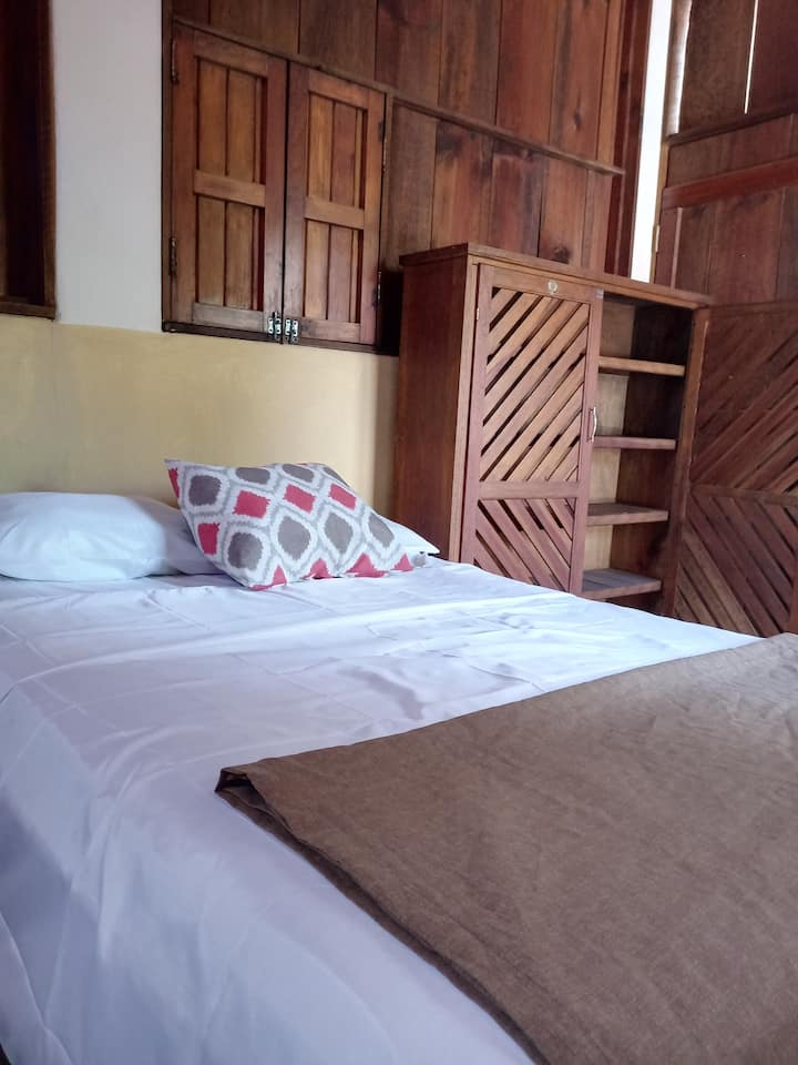 Suite  frente a la playa en  Punta Zicatela