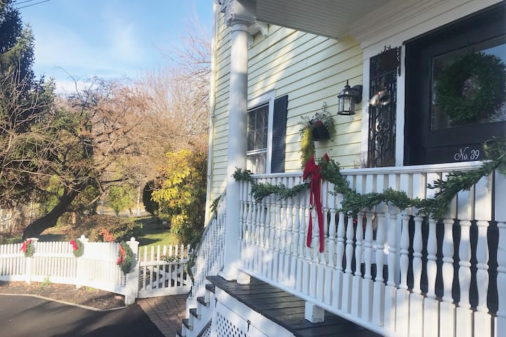 Grand Nyack Victorian-Ideal for the holidays