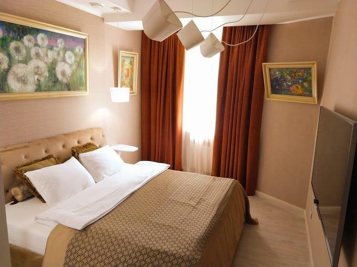 Art-Bussines Hotel Mandarin
