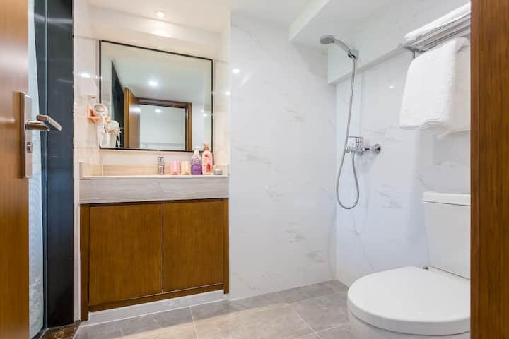 联投海棠韵双人loft公寓近亚特兰蒂斯和国际免税城