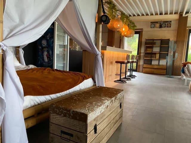 Zenzibar - privé wellness met overnachting