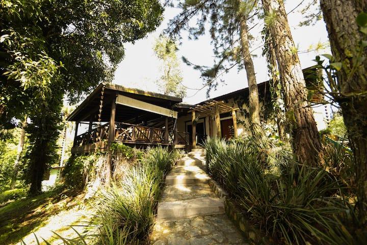 Casa Campestre, Santo Domingo, Rancho Milunga