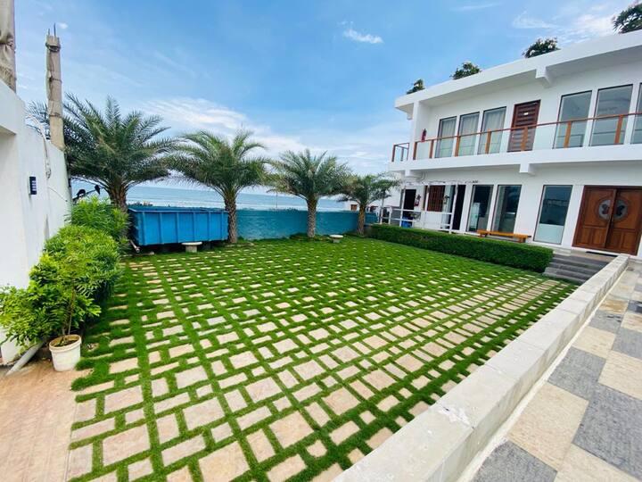 5 Beach Facing Rooms in Umino Beach Resort