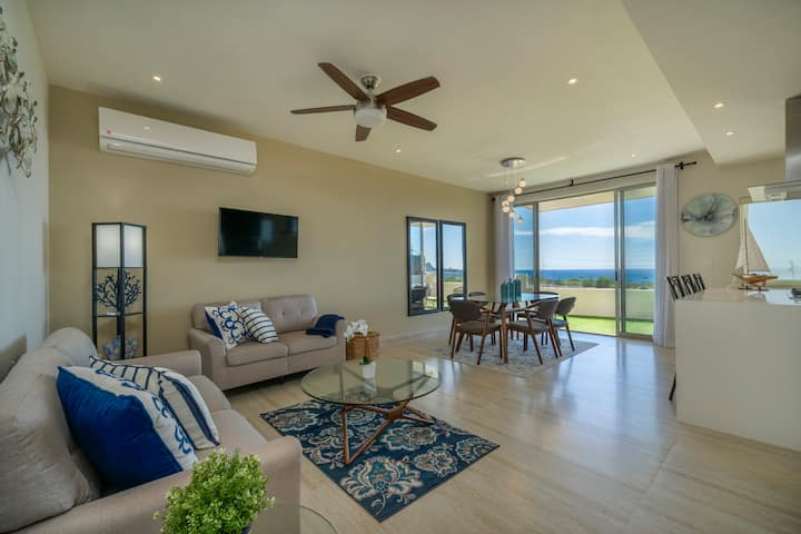 Brand New Luxury Ocean View Villa At Vista Vela 1