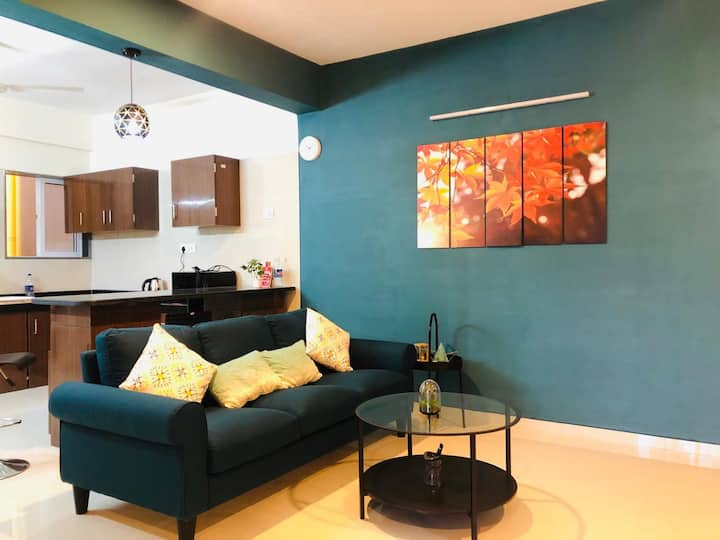 Solasta By CasaFlip : 2BHK Apartment in Anjuna