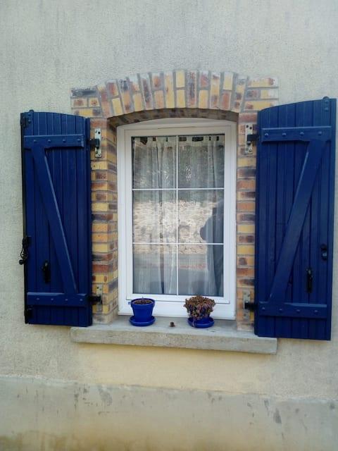 """Maison """"Chez Marcel"""", calme et  tranquillité!"""