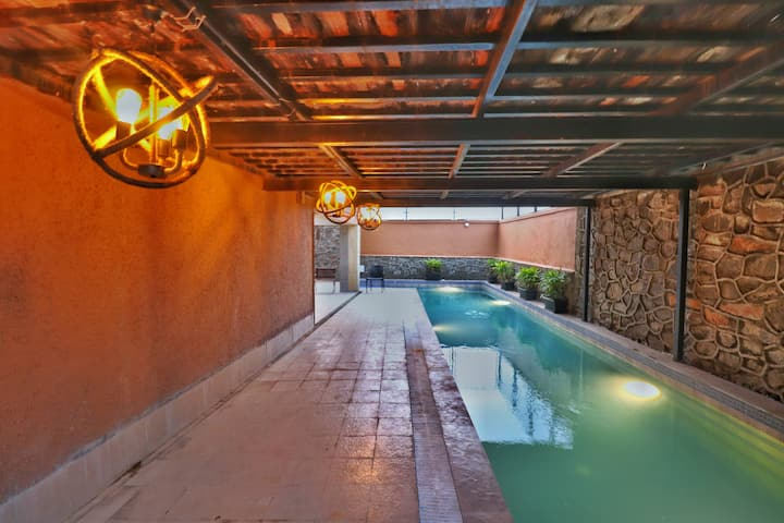 Villa Bollywood Hills With Private Pool