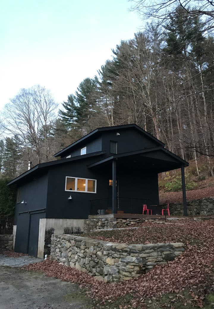 Railroad Cottage in the Housatonic Valley